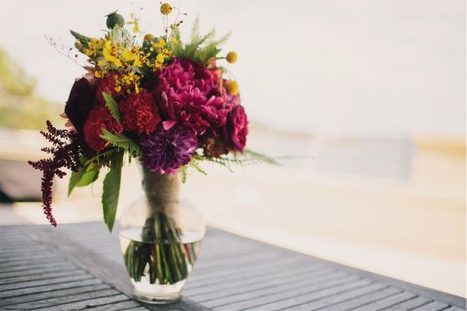 Mexican themed wedding by Wild Blossom Flowers - 010
