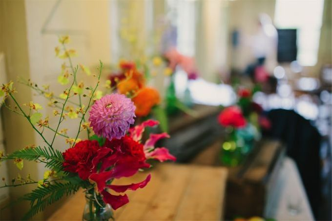Mexican themed wedding by Wild Blossom Flowers - 015