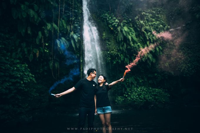 Lombok Prewedding of Adriel and Amy by PadiPhotography - 019