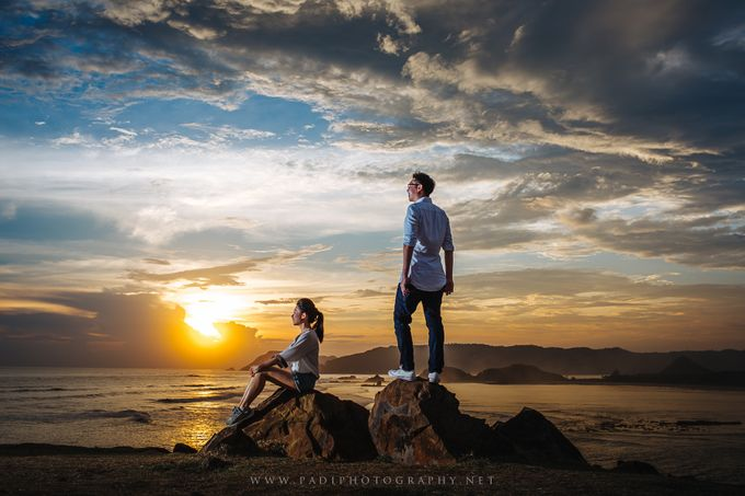 Lombok Prewedding of Adriel and Amy by PadiPhotography - 031