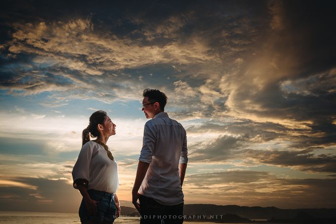 Lombok Prewedding of Adriel and Amy by PadiPhotography - 032