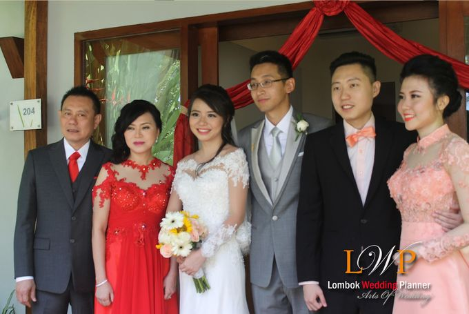 Tea Pai or  Chinese Morning Tea by lombok wedding planner - 013