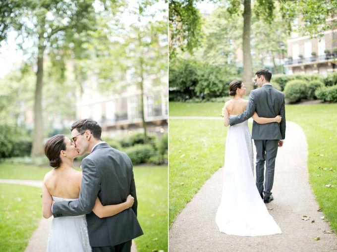A central London city wedding by Caught the Light - 013