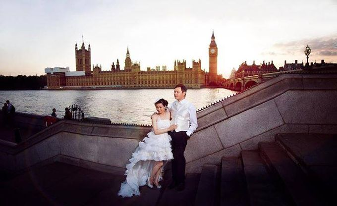 London pre-wedding photography with a pregnant bride first time by TheSnapshotCafe - 002
