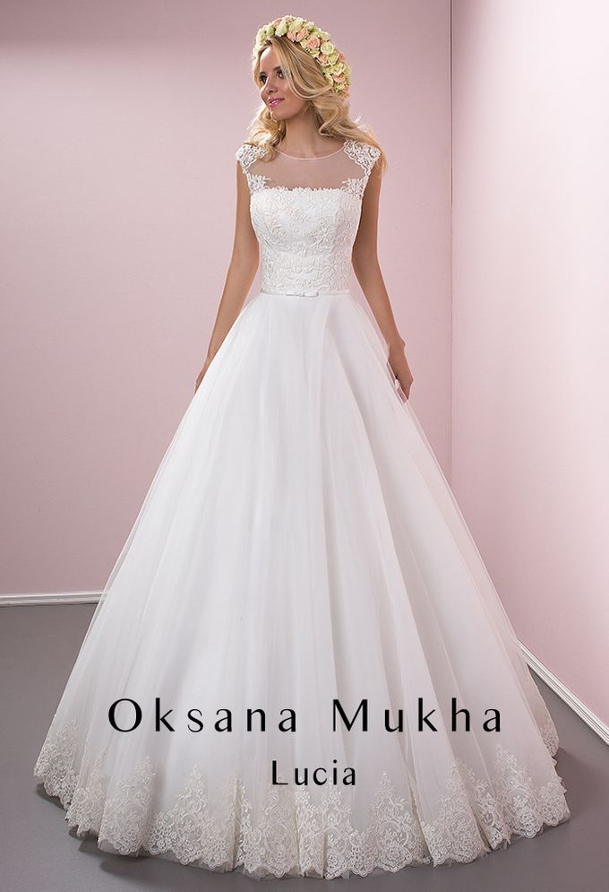 Preview Wedding Collection 2017 by OKSANA MUKHA - 023