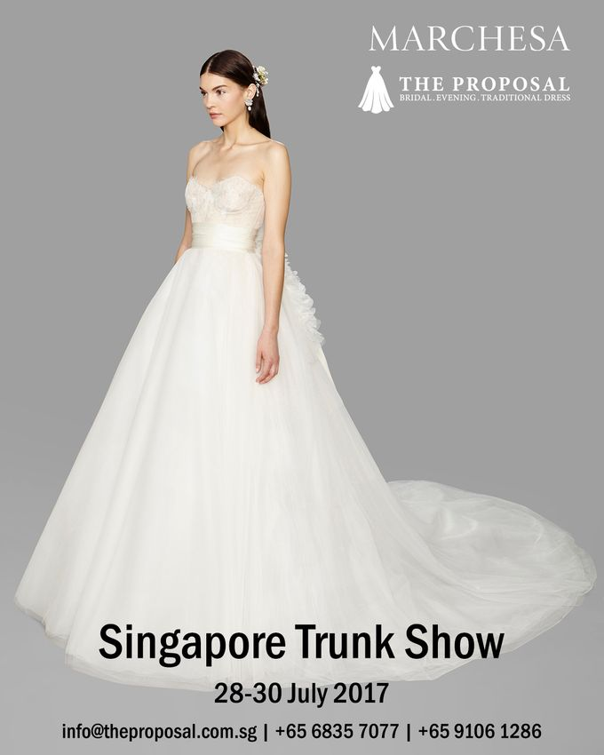 Marchesa Trunk Show 28 to 30 July 2017 by The Proposal - 005