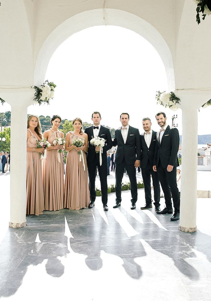 A Luxury Wedding In Kalamata by Sotiris Tsakanikas Photography - 022