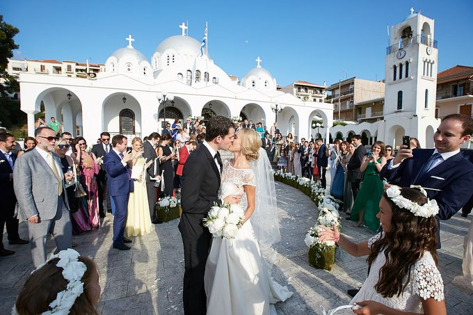 A Luxury Wedding In Kalamata by Sotiris Tsakanikas Photography - 025
