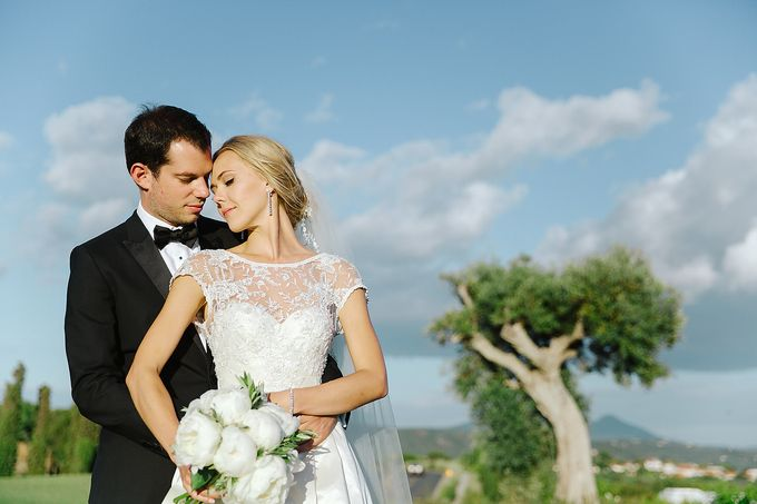 A Luxury Wedding In Kalamata by Sotiris Tsakanikas Photography - 034