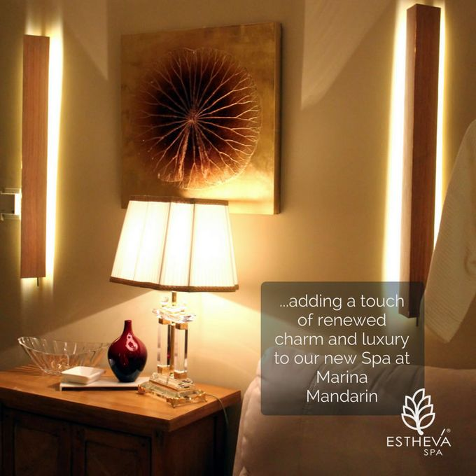 An Oasis of Charmed Tranquility and Luxuriating Pampering for the Dream Bride by ESTHEVA Spa - 007