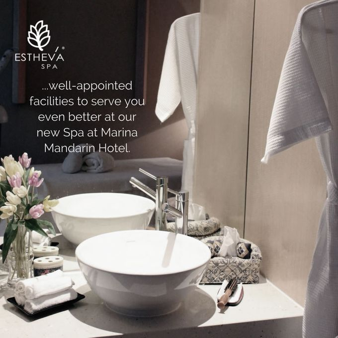 An Oasis of Charmed Tranquility and Luxuriating Pampering for the Dream Bride by ESTHEVA Spa - 006