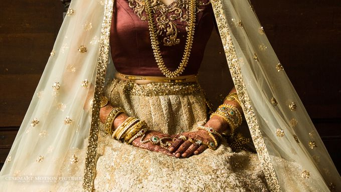 Indian-American Luxury Destination Wedding by Cinemart Motion Picture - 013