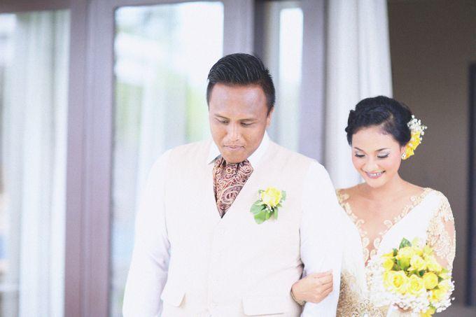 Dimas and Dama (Wedding) | Bali Wedding by Flamingo Dewata Chapel and Villas - 011