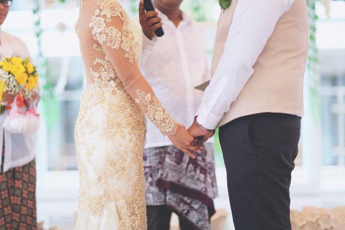 Dimas and Dama (Wedding) | Bali Wedding by Flamingo Dewata Chapel and Villas - 013