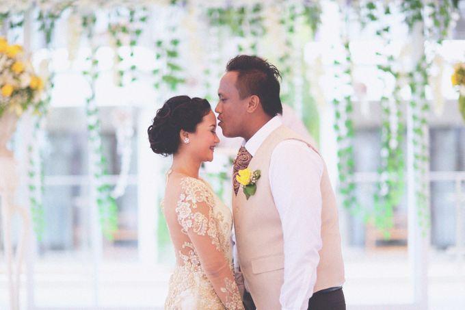 Dimas and Dama (Wedding) | Bali Wedding by Flamingo Dewata Chapel and Villas - 015