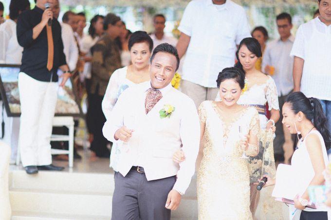Dimas and Dama (Wedding) | Bali Wedding by Flamingo Dewata Chapel and Villas - 016