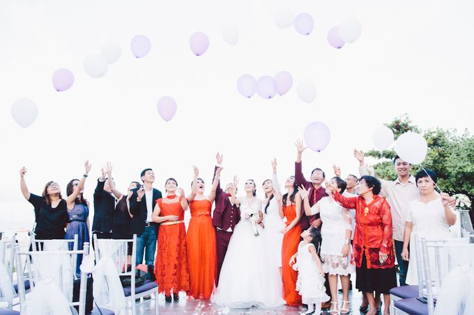 Jimmy & Tiara | Bali Wedding Destination by Maycy Makeupartis - 015