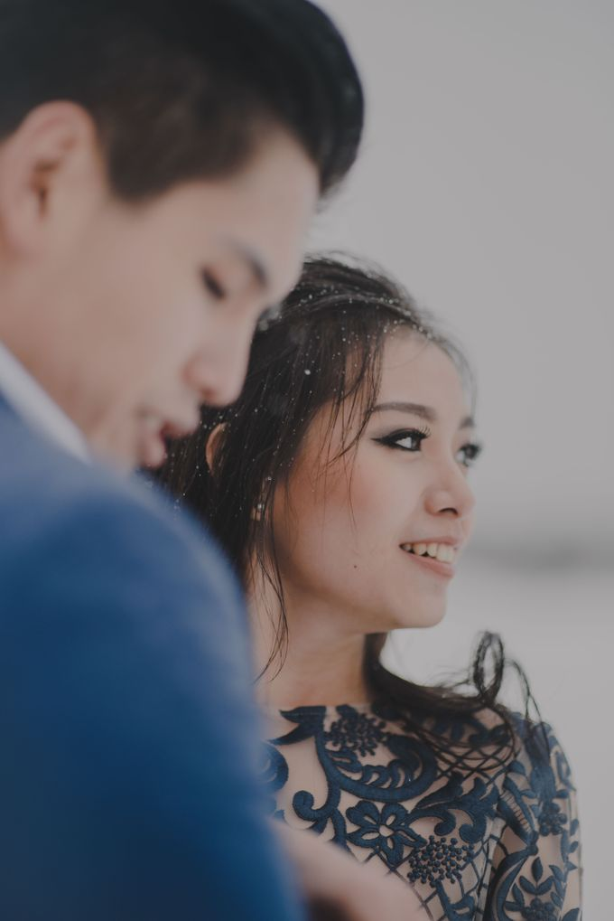 Prewedding Andrew And Michelle by Vivi Christin Makeup Artist & Hair Stylist - 006