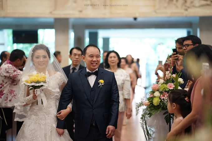 The Wedding of Mike & Amelinda by WedConcept Wedding Planner & Organizer - 001