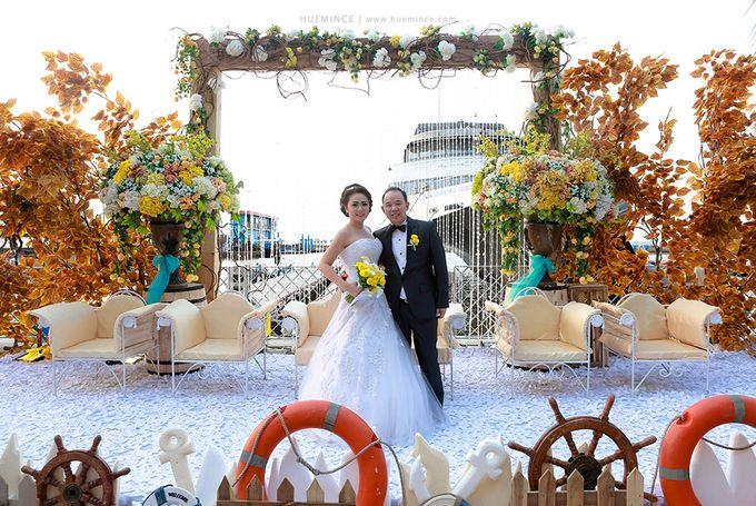 The Wedding of Mike & Amelinda by Twotone Photobooth - 002