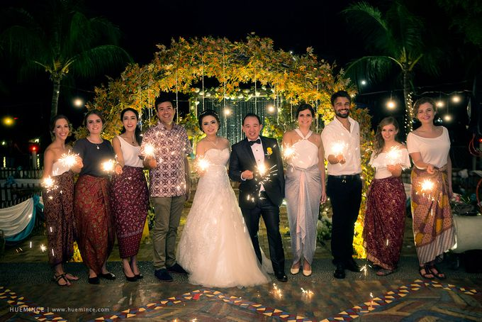 The Wedding of Mike & Amelinda by WedConcept Wedding Planner & Organizer - 007