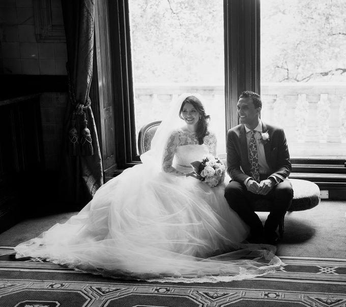 Aimee and Andrew - Lovely London Wedding by For Thy Sweet Love - 002
