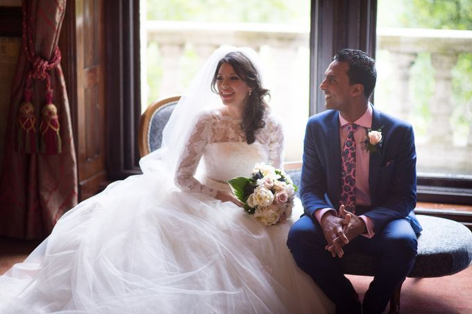 Aimee and Andrew - Lovely London Wedding by For Thy Sweet Love - 012