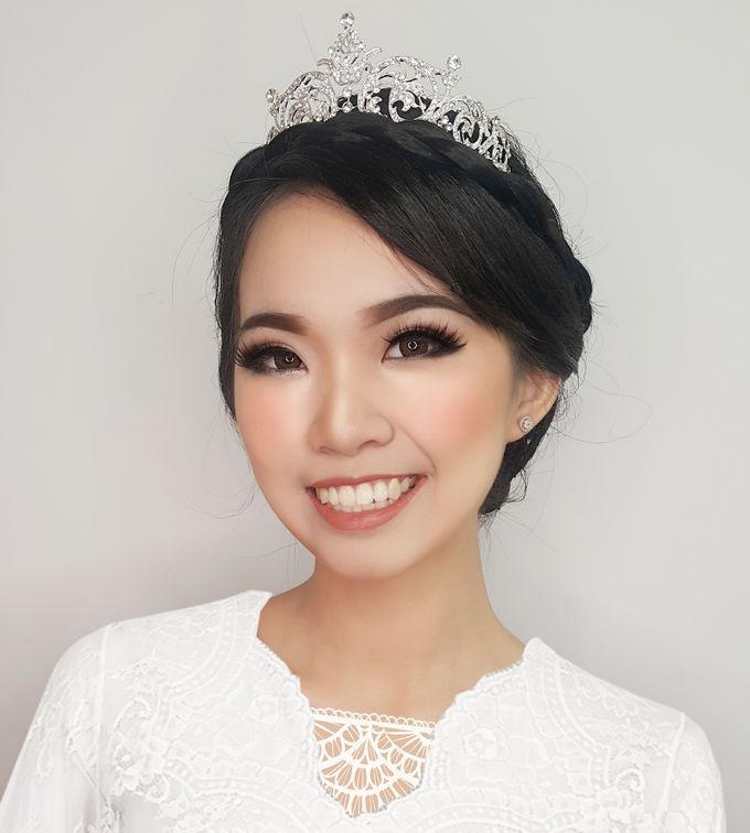 Makeup Prewedding - Wedding by Kwin Makeup Artist - 010