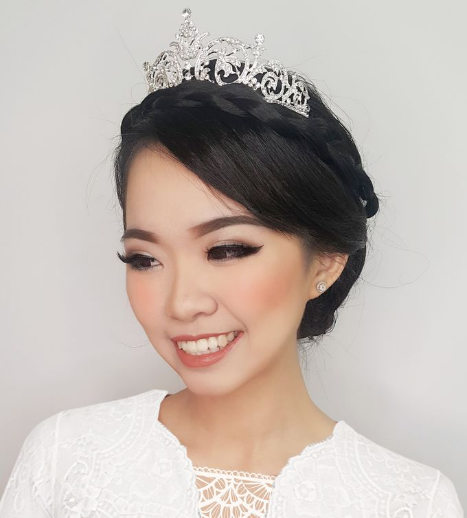 Makeup Prewedding - Wedding by Kwin Makeup Artist - 011