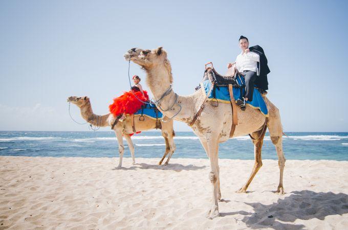 Love in Bali Camel by Mariyasa - 018