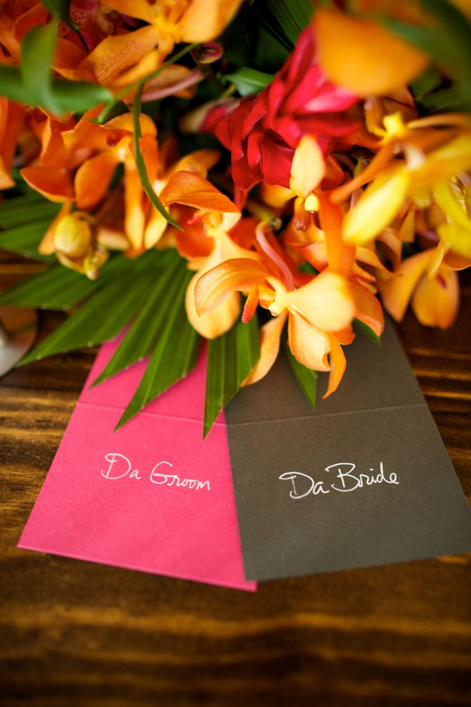 Colorful and Cultural Maui Wedding by Anna KIm Photography - 009