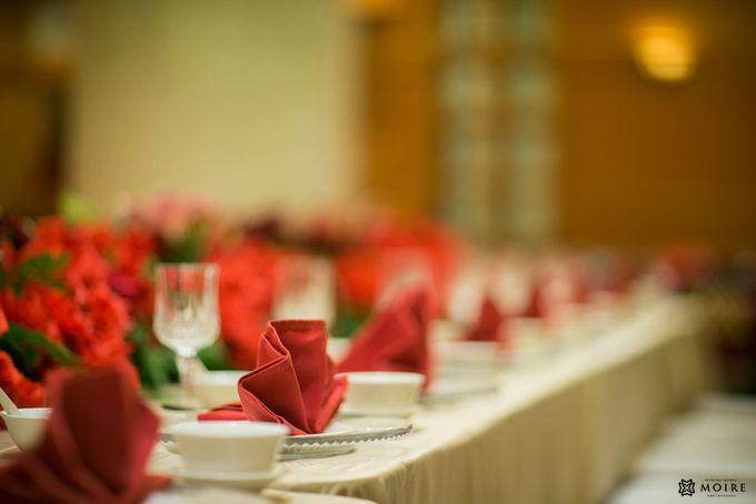 The Engagement of Olivia & Samuel by Sheraton Surabaya Hotel & Towers - 001