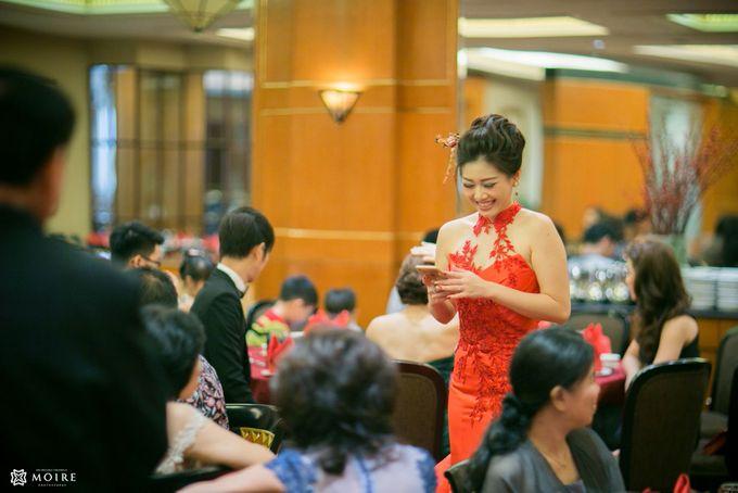 The Engagement of Olivia & Samuel by Sheraton Surabaya Hotel & Towers - 002