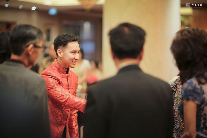 The Engagement of Olivia & Samuel by Sheraton Surabaya Hotel & Towers - 003