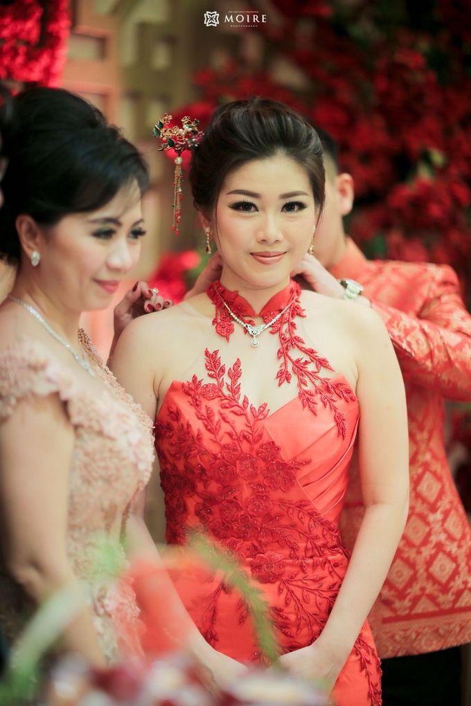 The Engagement of Olivia & Samuel by Sheraton Surabaya Hotel & Towers - 005