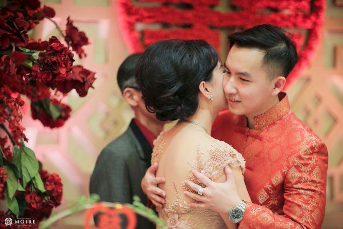 The Engagement of Olivia & Samuel by Sheraton Surabaya Hotel & Towers - 006