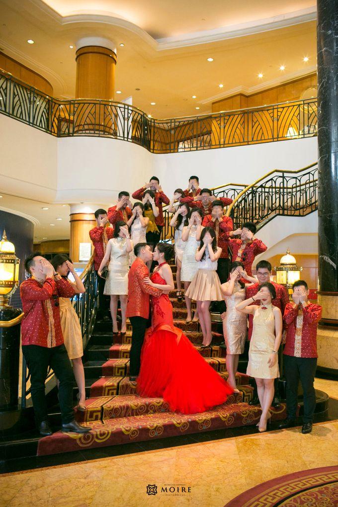 The Engagement of Olivia & Samuel by Sheraton Surabaya Hotel & Towers - 007
