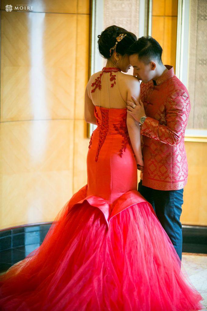 The Engagement of Olivia & Samuel by Sheraton Surabaya Hotel & Towers - 008