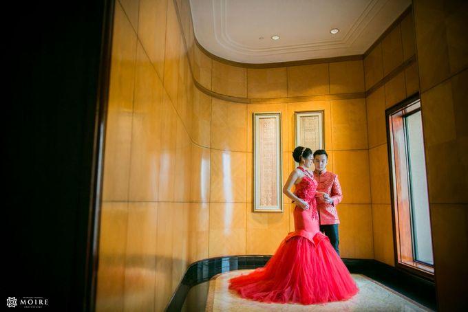 The Engagement of Olivia & Samuel by Sheraton Surabaya Hotel & Towers - 009