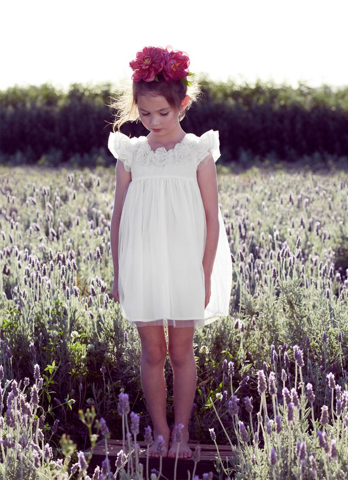 Tutu Dresses for Girls - Tutu Skirts - Flower Girl Dresses - Princess Dresses - Head Bands and Hair Clips - www.tutudumonde.com by TUTU DU MONDE - 012
