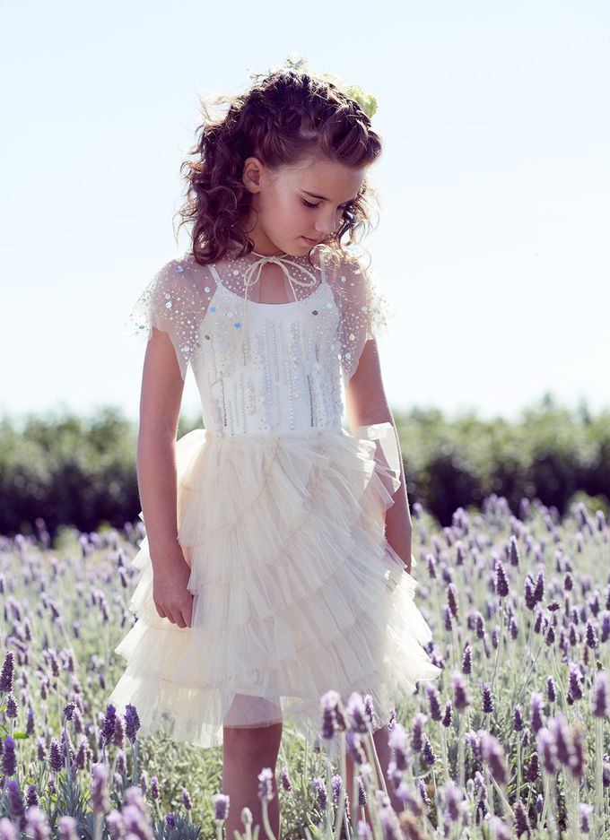 Tutu Dresses for Girls - Tutu Skirts - Flower Girl Dresses - Princess Dresses - Head Bands and Hair Clips - www.tutudumonde.com by TUTU DU MONDE - 004