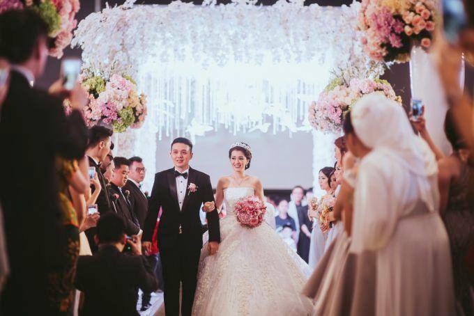 Romantic Wedding of David & Nerissa by Jennifer Natasha - Jepher - 008