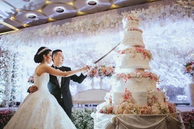 Romantic Wedding of David & Nerissa by Jennifer Natasha - Jepher - 011