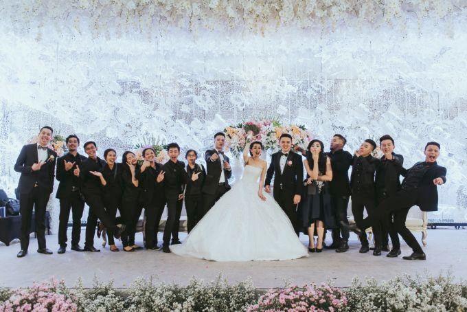 Romantic Wedding of David & Nerissa by Jennifer Natasha - Jepher - 009