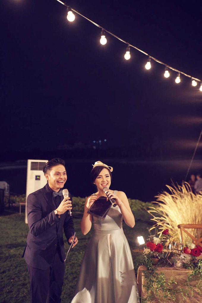 Artsy Bohemian Wedding of Nico & Felicia by Jennifer Natasha - Jepher - 001