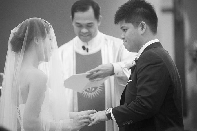 A Wedding at Saint Ignatius Church by Feelm Fine Art Wedding Photography - 037