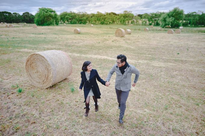 Neshia & Agra Melbourne Prewedding Day II by Thepotomoto Photography - 026