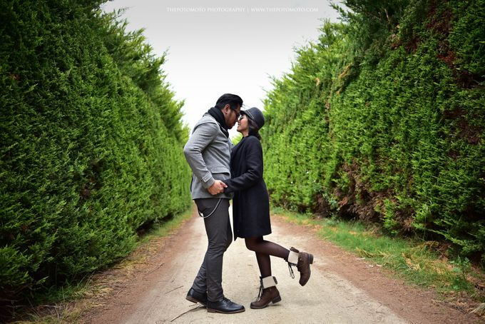 Neshia & Agra Melbourne Prewedding Day II by Thepotomoto Photography - 018