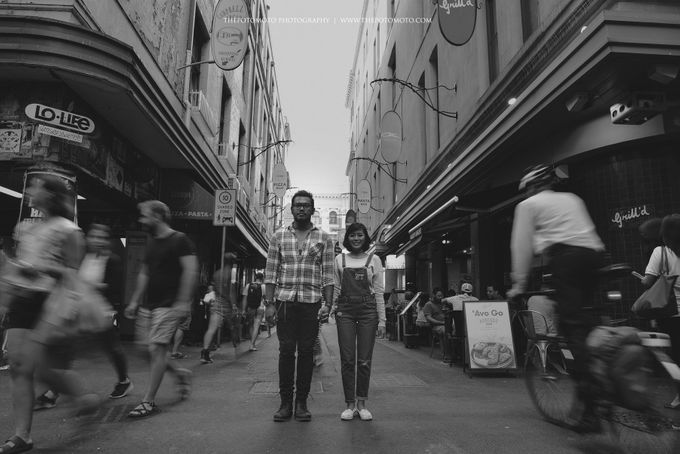 Neshia & Agra Melbourne Prewedding Day II by Thepotomoto Photography - 016