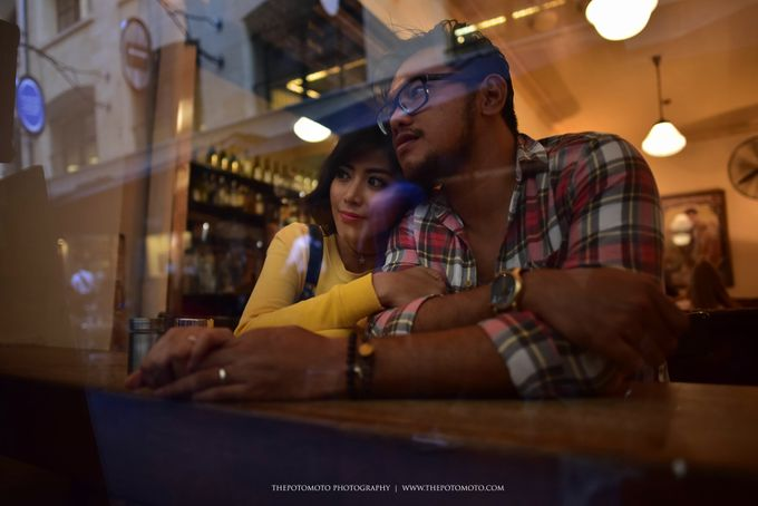 Neshia & Agra Melbourne Prewedding Day II by Thepotomoto Photography - 013
